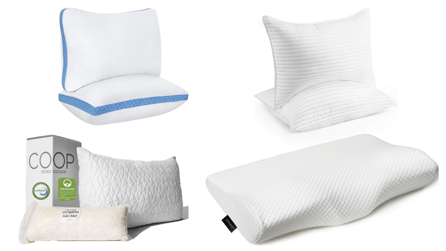 The Best Pillows You Can Get On Amazon