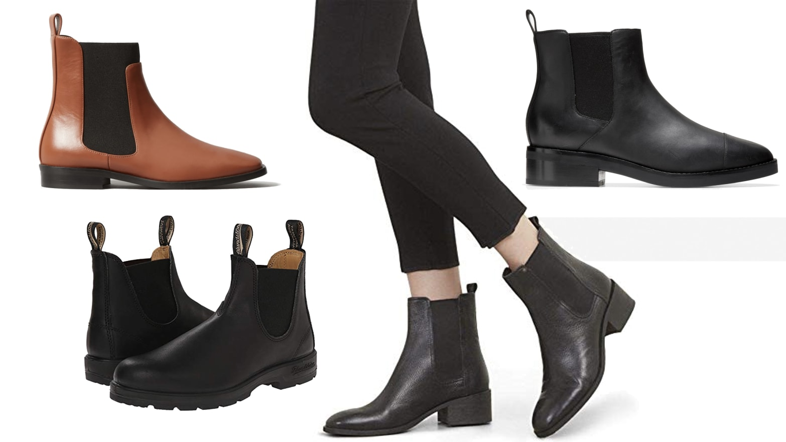 The Best Women's Chelsea Boots to Wear Right Now