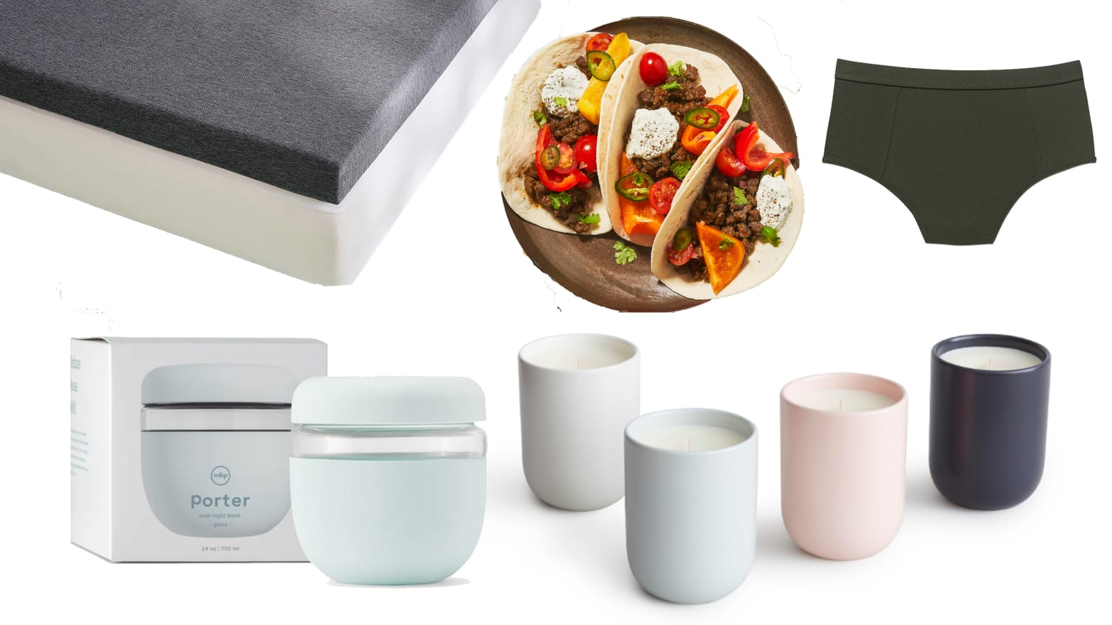 The Best New Launches From Casper Richer Poorer Plated And More
