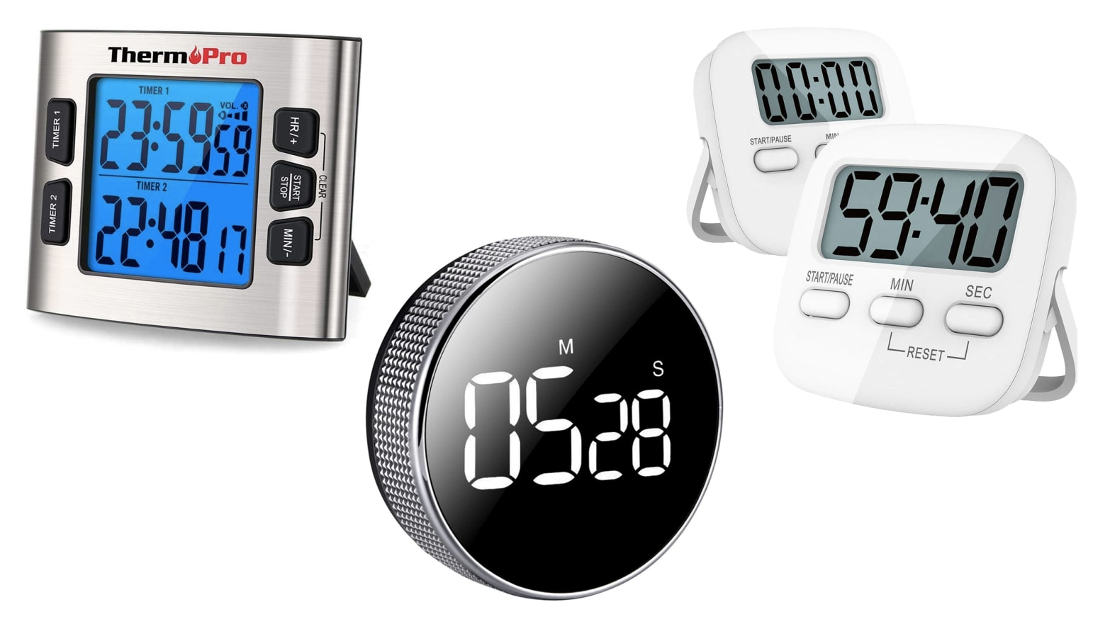 The Best Kitchen Timers on Amazon
