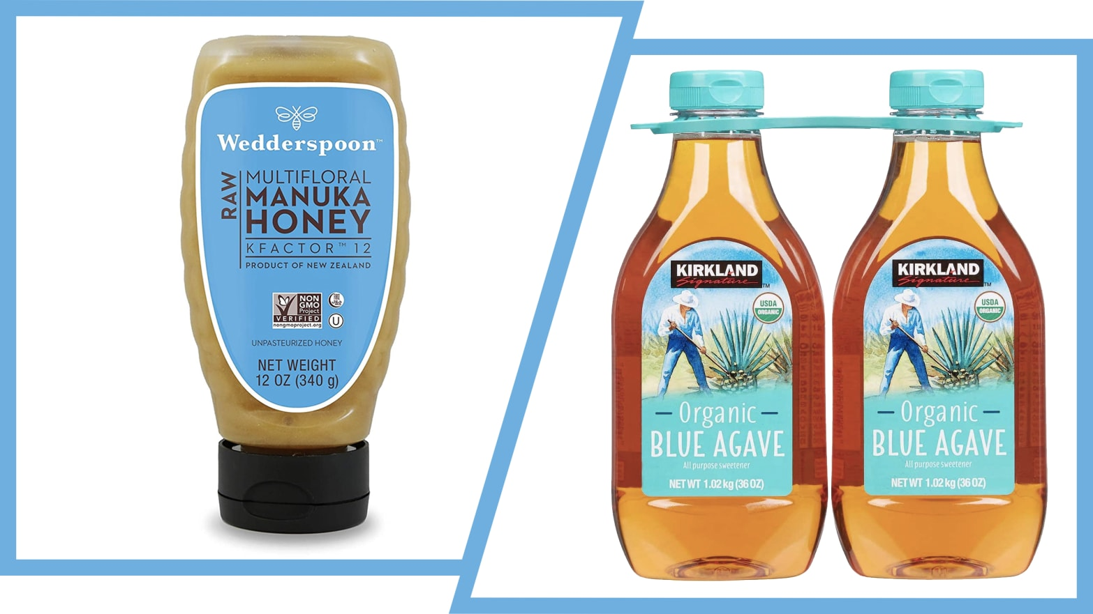 What S The Difference Between Honey And Agave