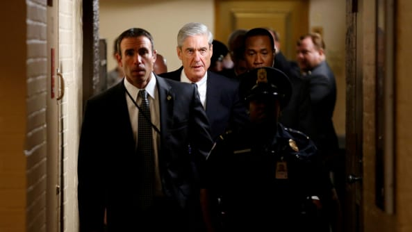 Mueller Report could be delivered within days
