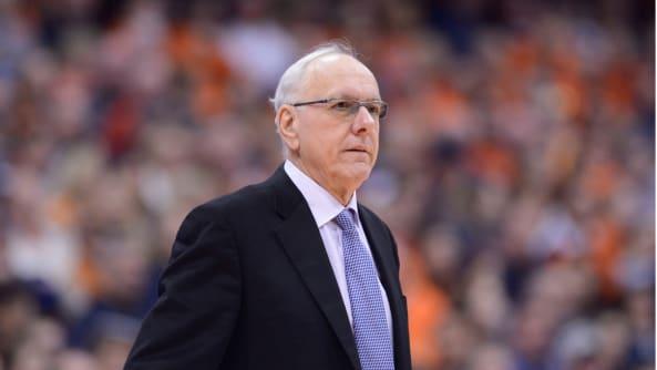 Syracuse Men S Basketball Coach Jim Boeheim Hit Killed Man On Highway