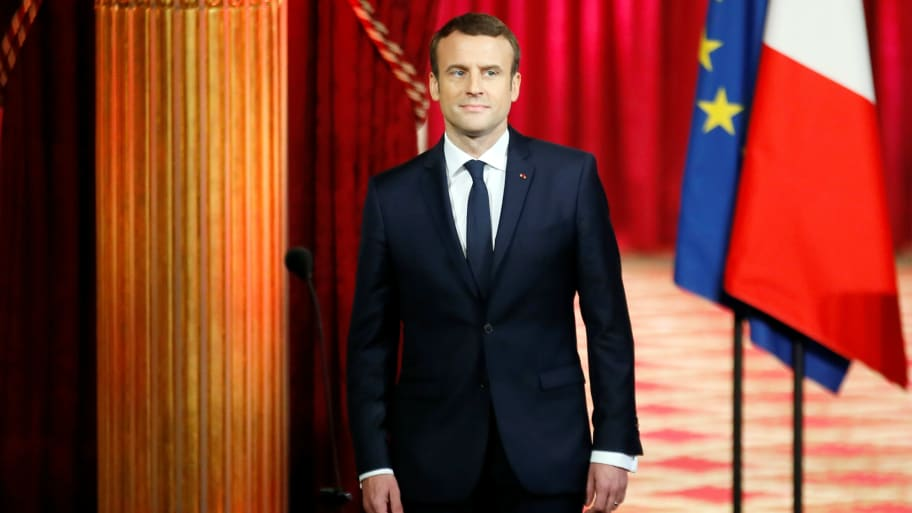 Emmanuel Macron Inaugurated As French President