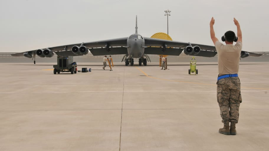 U S  Air Force: 135 People May Have Contracted HIV at Qatar