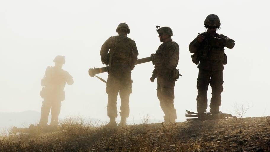 Pentagon: Two U.S. Service Members Killed in Afghanistan