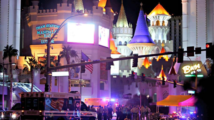 FBI: No ISIS Connection to Las Vegas Shooter