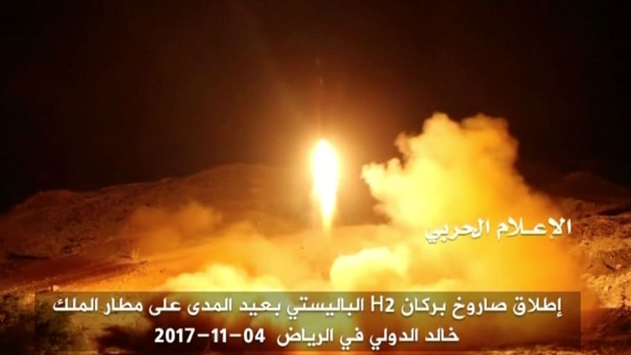 Saudis Warn Iran Missile Launch Could Be 'Act of War'