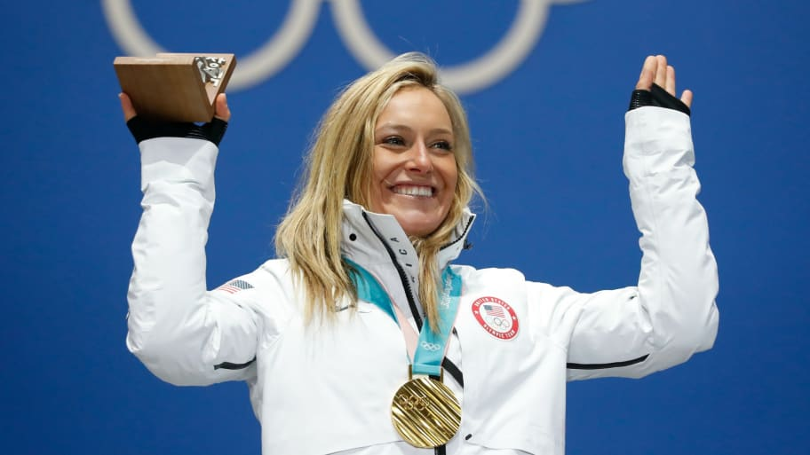 Jamie Anderson Wins Another Snowboard Gold for the U.S.