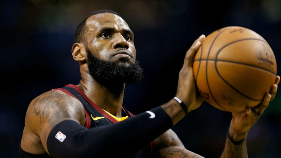 a9d8b739a57 Greg M. Cooper-USA Today Sports. President Trump hurled personal insults at Lebron  James on Friday night after the basketball star ...