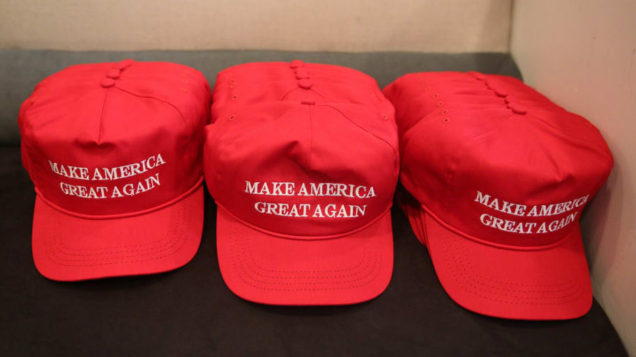 Minnesota TV Reporter Fired After Wearing MAGA Hat Outside Trump Rally fec66ddbac76