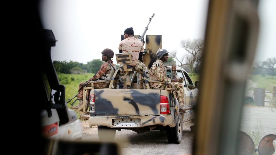 Nigerian Army Uses Trump's Remarks to Justify Shooting Protesters