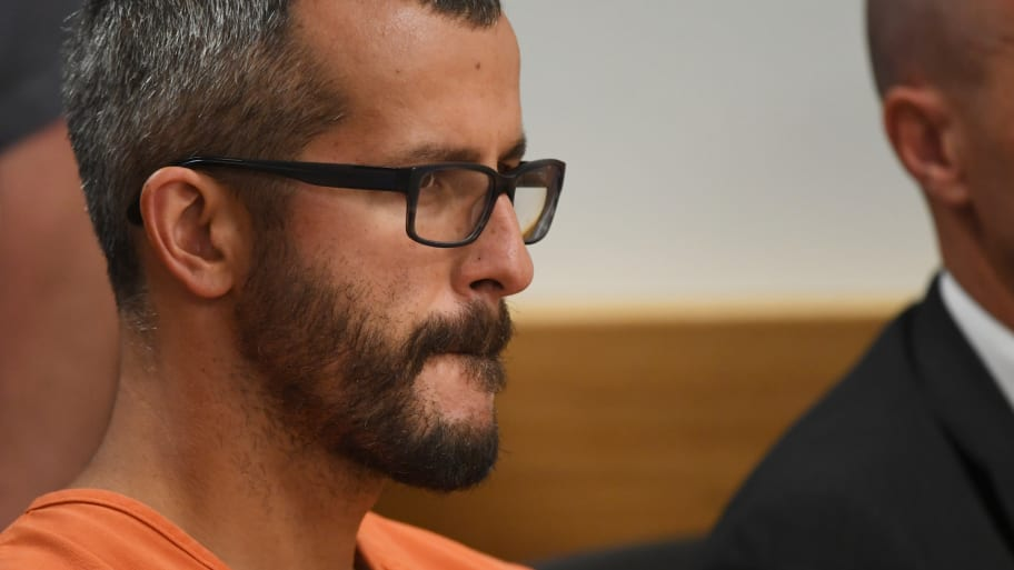 Christopher Watts' Mom: 'I Want Him to Take Back the Plea Deal'