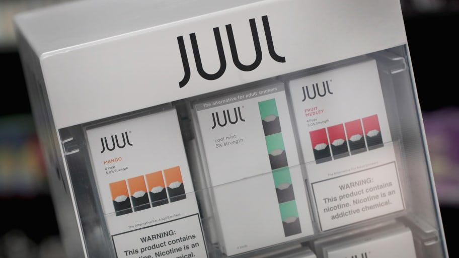 Juul To Halt Sale Of Flavored E Cigarettes In Stores