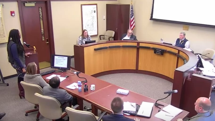 Kansas County Commissioner Makes 'Master Race' Comment to Black Woman at Board Meeting