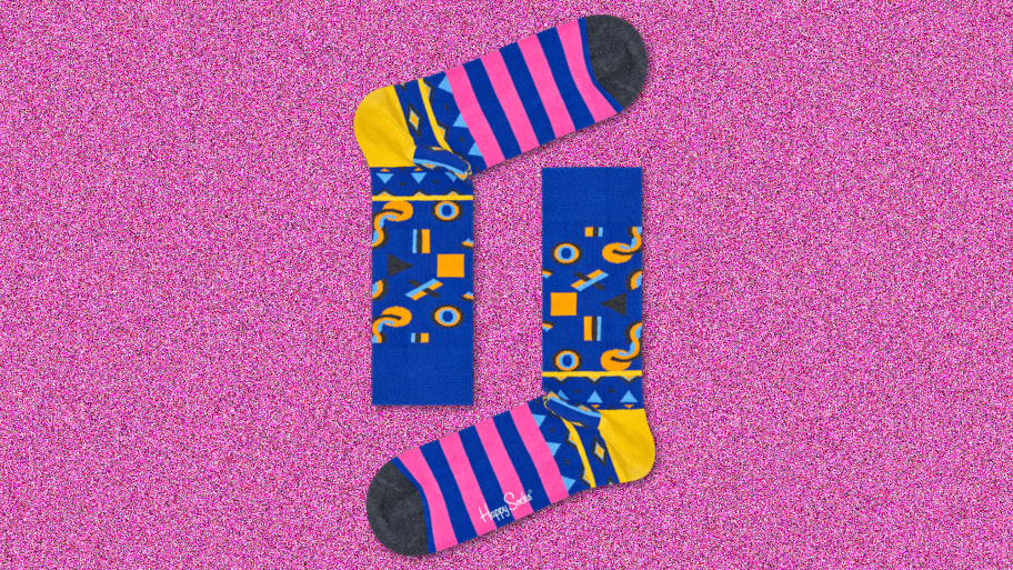 Happy Socks Make Great Gifts And They Re 40 Off For Cyber Monday