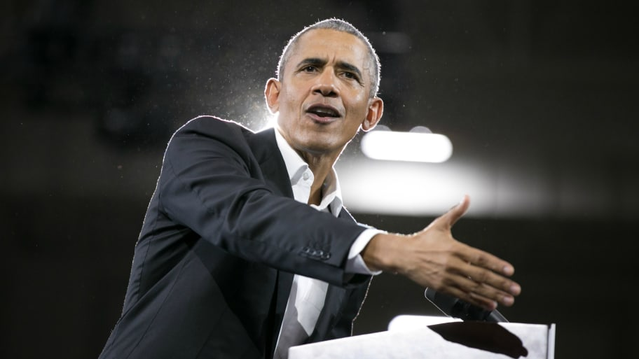 Obama Warns Against Nationalism Rooted In Hatred For Somebody On The Other Side Of The Border
