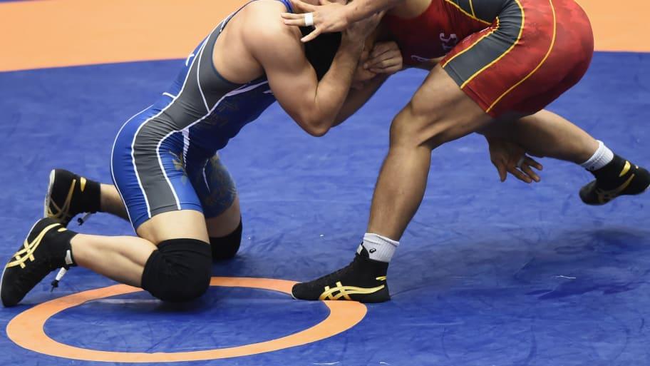 71255355729 Matt Roberts Getty. A New Jersey referee forced a high school wrestler to  cut ...