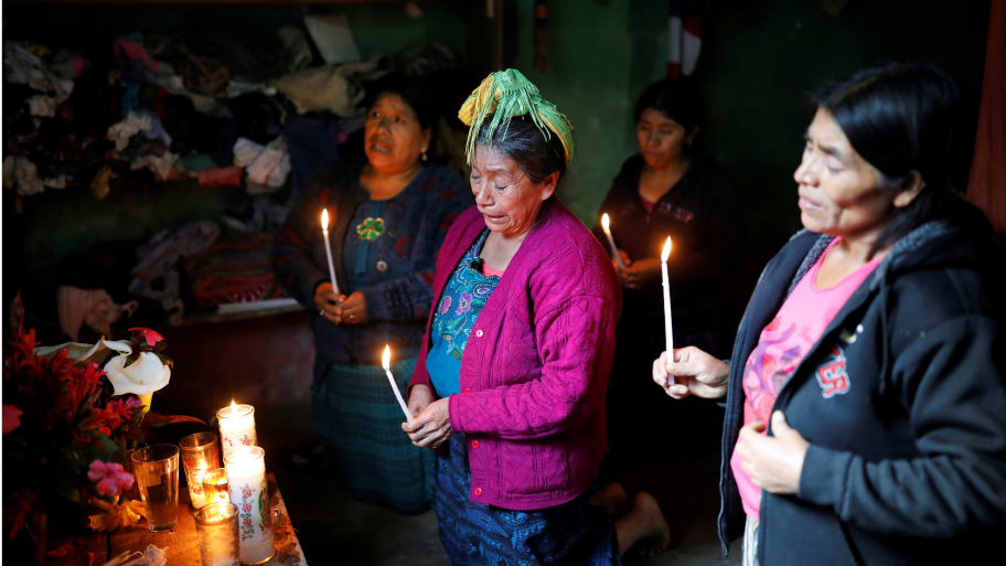 8281254753 Father of Dead Guatemalan Boy Crossed the Border to Flee Poverty