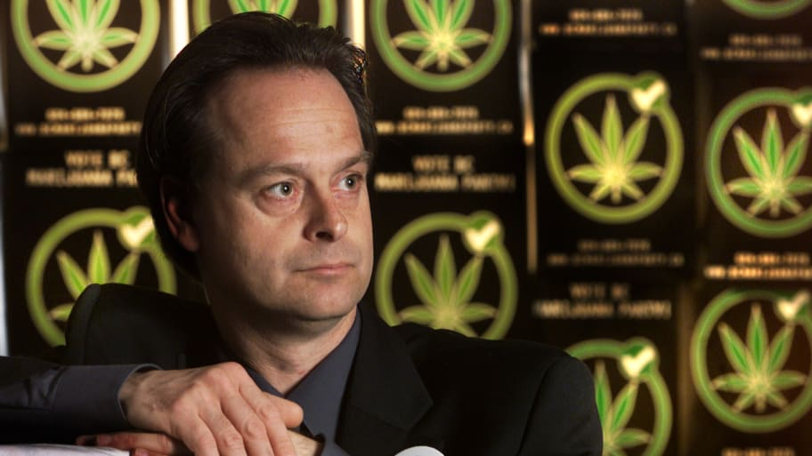 'Prince of Pot' Marc Emery Threw 'Lotion Parties' With Teen Girls: Vice