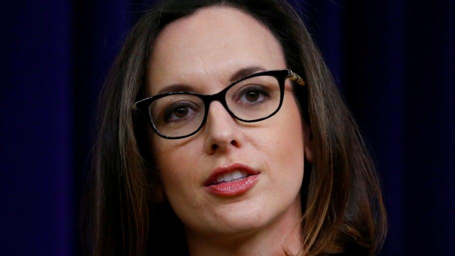 CNN Defends Hiring Former GOP Operative Sarah Isgur as Political Editor