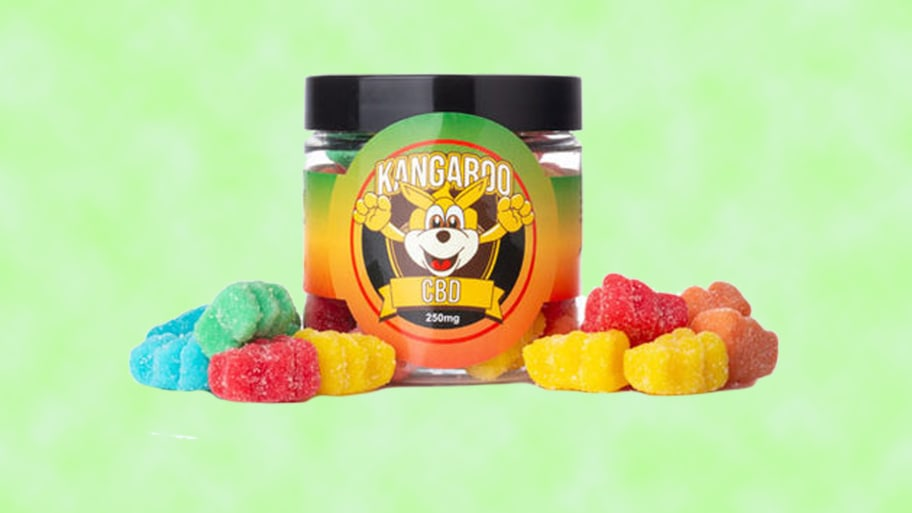 Grab 16% Off This 250mg Jar of CBD-Infused Sour Gummy Bears