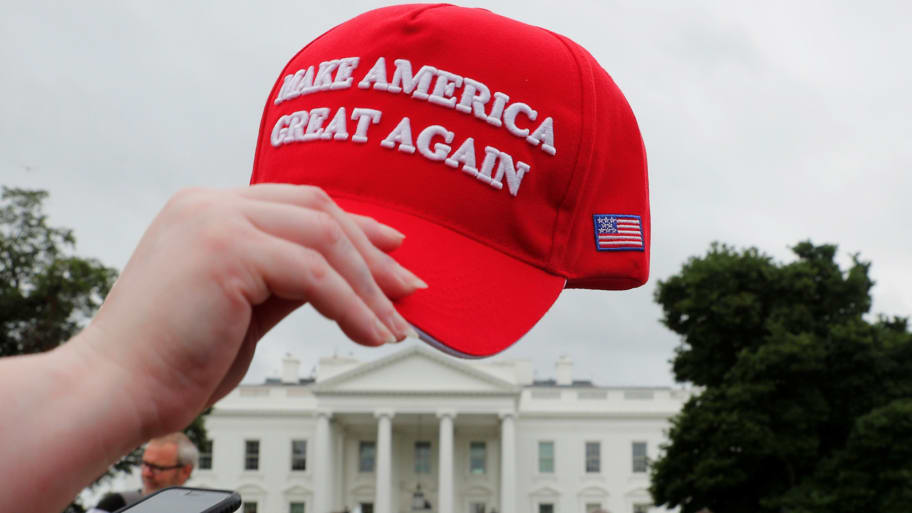 1fb78bd710a ICE to Deport Brazilian Woman After Attack on Man in MAGA Hat in Mexican  Restaurant