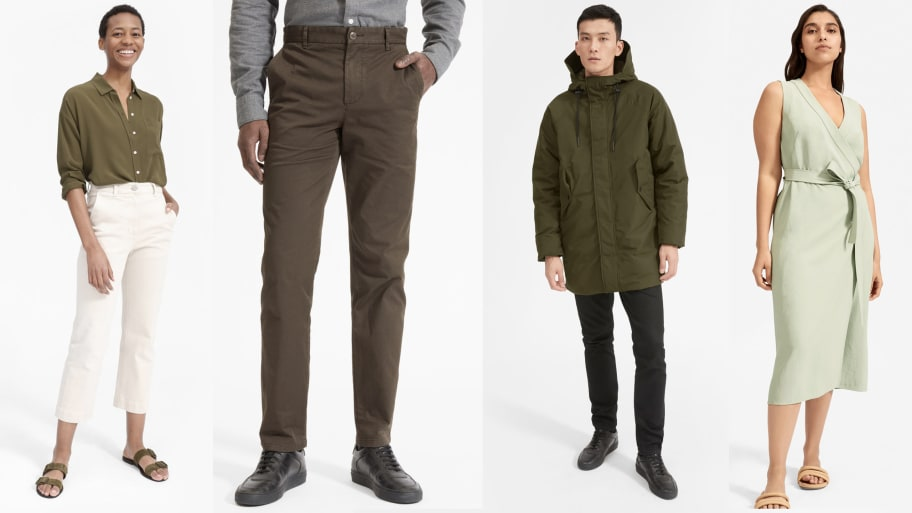 0881ba229e Everlane Just Added a Bunch of Styles to the Choose What You Pay Section