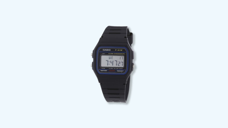 Casio's Classic Resin Digital Watch: Everyone Could Use One