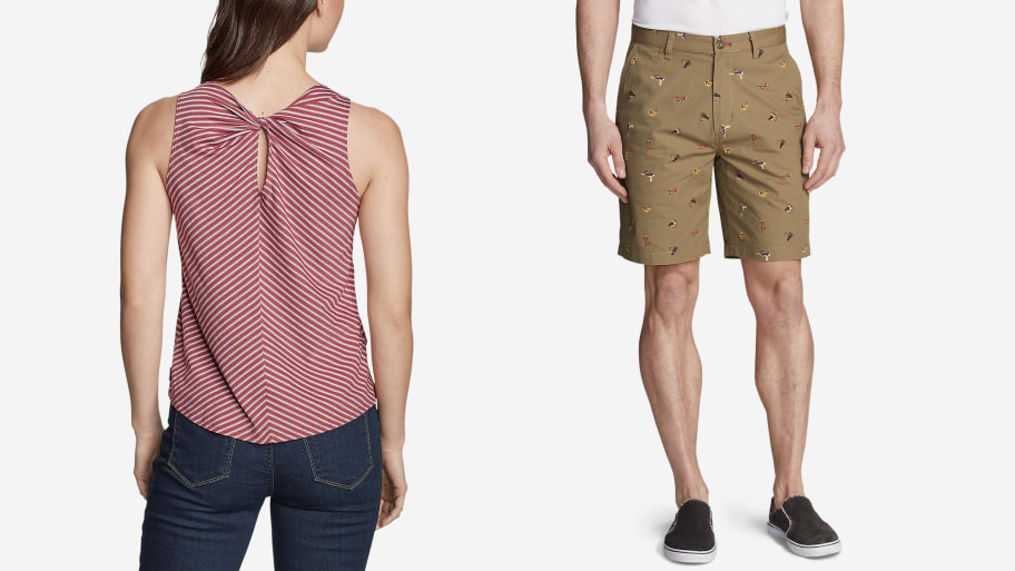 Eddie Bauer Makes Impeccable Outdoor Staples and They're All