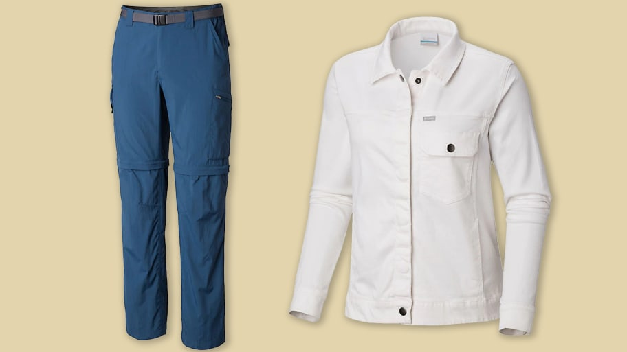 Prepare for Fall With 60% Off Select Columbia Styles