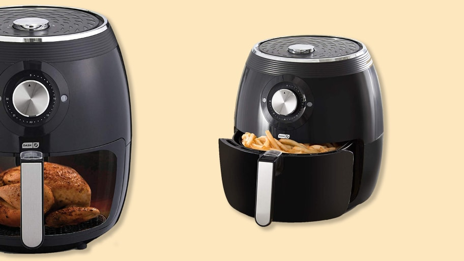 Amazon Is Cutting 30% Off Dash's Top-Rated Deluxe Air Fryer
