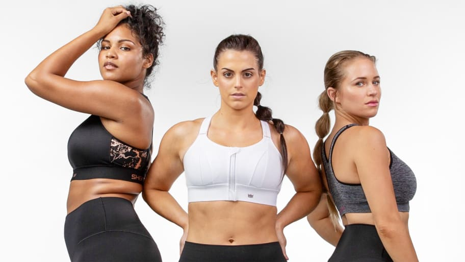 SHEFIT Built Adjustable Sports Bras to Give Active Women the Support They Need