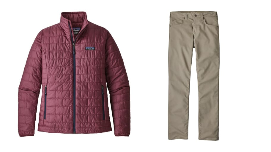 Patagonia Gives You Up to 50% Off Fall-Ready Styles