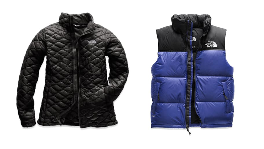 The North Face Knows All About Keeping You Warm and Dry — Get Classic Styles for 25% Off