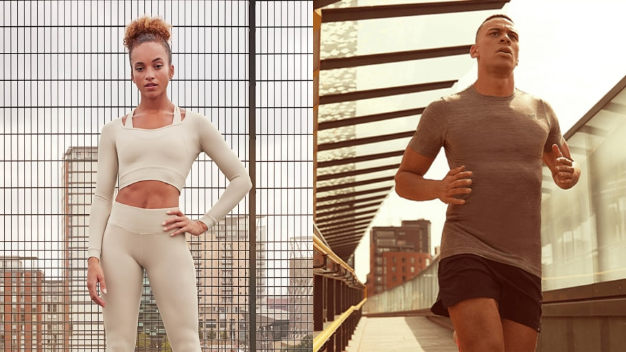 Myprotein Just Upped Their Activewear Game with 4 New Collections for Men and Women