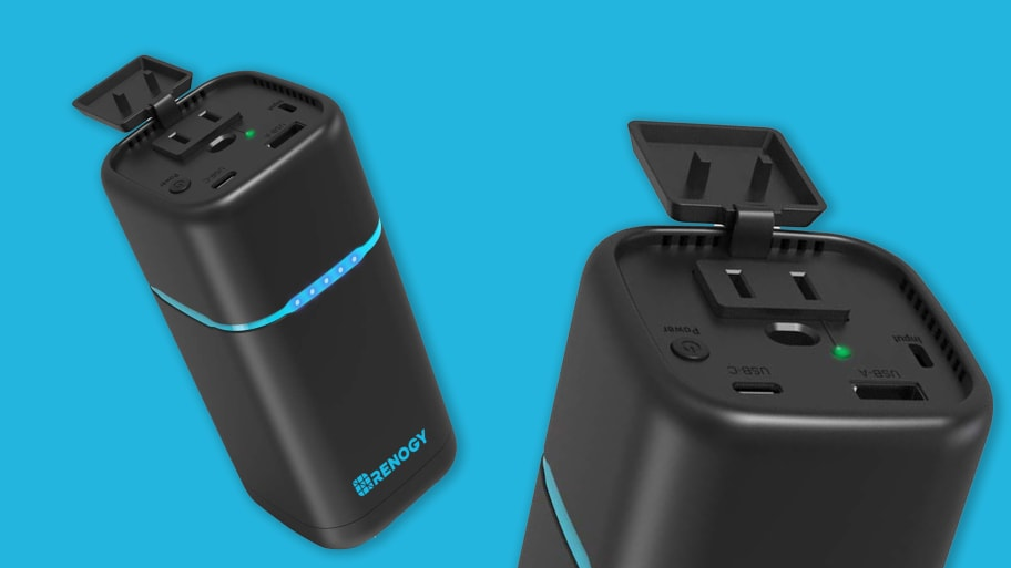 This Portable Charger Charges Virtually Anything, Anywhere