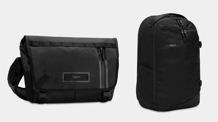 Timbuk2's 30% Off Flash Sale Is Almost Over So Get Your New Bag While You Can