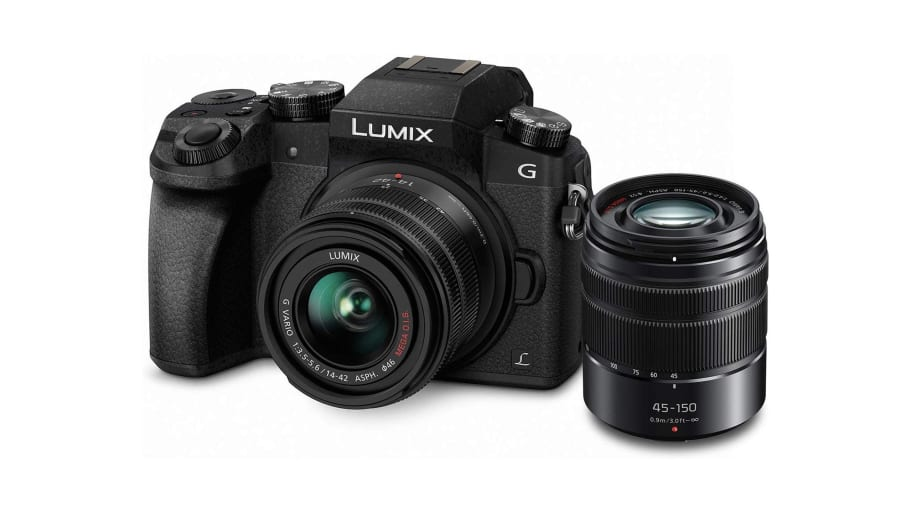 The Mirrorless Panasonic Lumix G7 Camera Is On Sale for Under $500 on Amazon