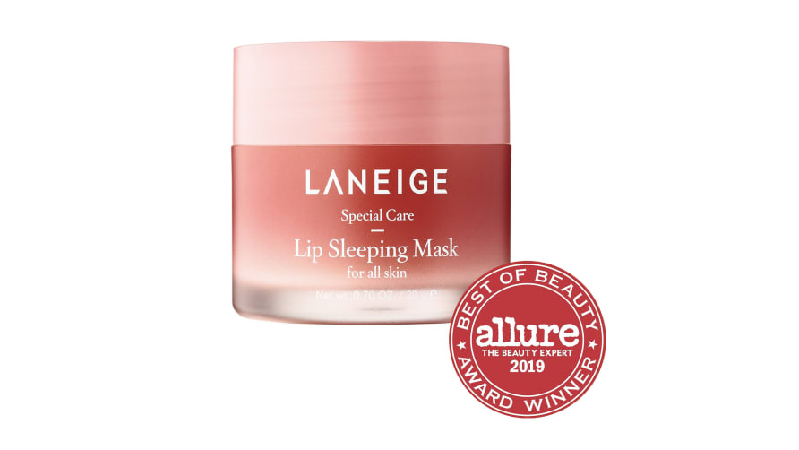 laneige ukth58 - How to Get Rid of Dry, Cracking Lips With Three Simple Products