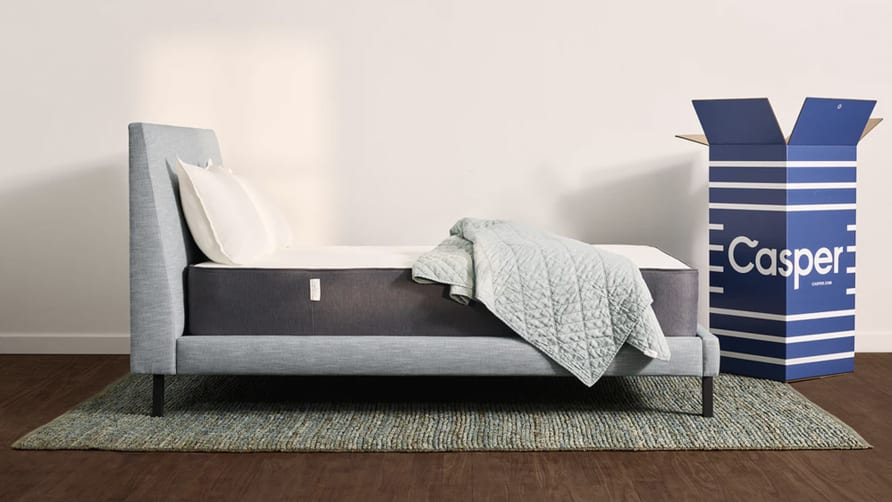 What to Know About Casper, the Original Mattress-in-a-Box, Now That It's Filed an IPO