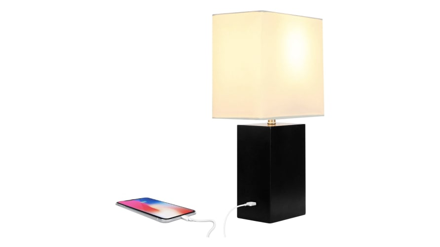 Yes, A Lamp With a Charging Port Might Change Your Life