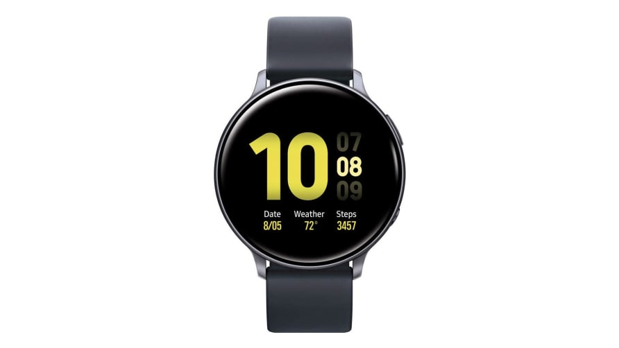 Through Workout After Workout, the Samsung Galaxy Watch Active2 Never Quit on Me