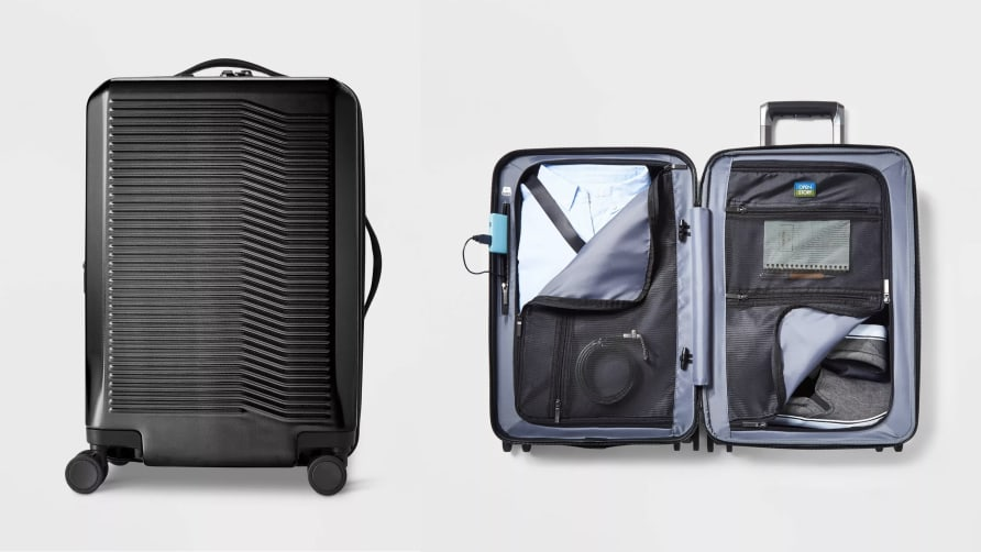 Target's Brand New Travel Accessory Line Is Here to *Affordably* Upgrade Your Entire Luggage Collection