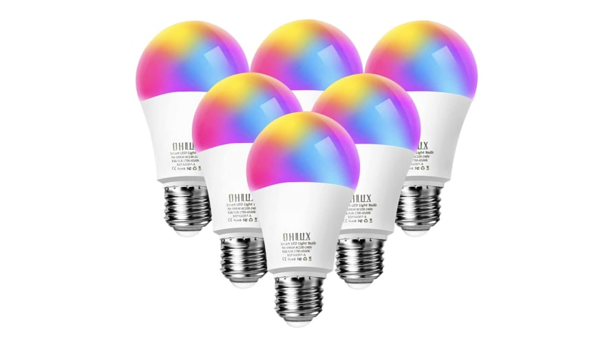 These Lightbulbs Helped Me Smartify Every Room in My Home for Under $55