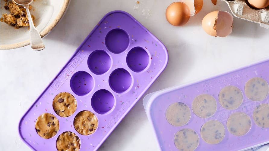 This Ice Tray for Cookie Dough Helps Tame My Sweet Tooth