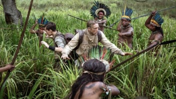 Tom Holland and Charlie Hunnam star in James Gray's 'The Lost City of Z.'