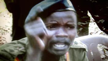 A picture, made available in May 2006 by Uganda's Monitor media group, of Joseph Kony of the Lord's Resistance Movement.