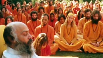 A scene from Netflix's new series 'Wild Wild Country.'