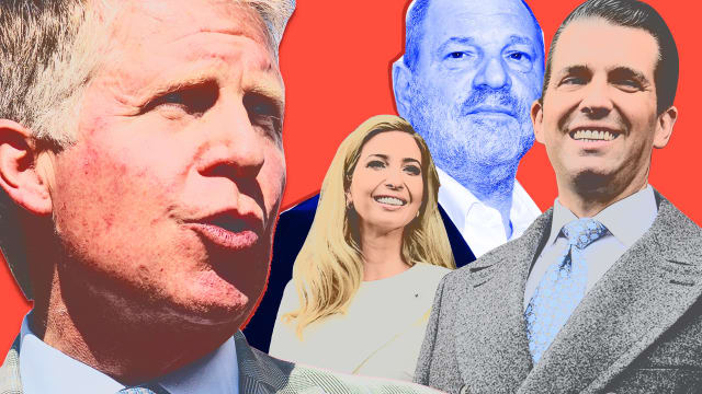 Prosecutor Threw Away Slam Dunk Cases Against Weinstein and Trump Kids